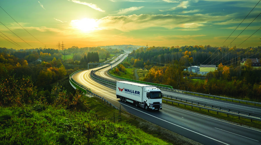 Record Breaking Year For Waller Transport