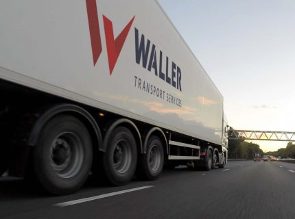 Haulage - Waller Transport Services