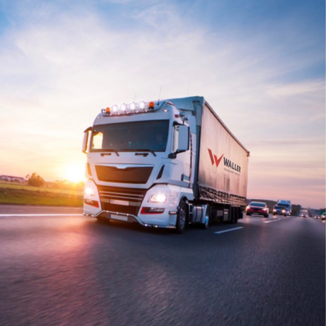 UK Road Haulage - Waller Transport Services
