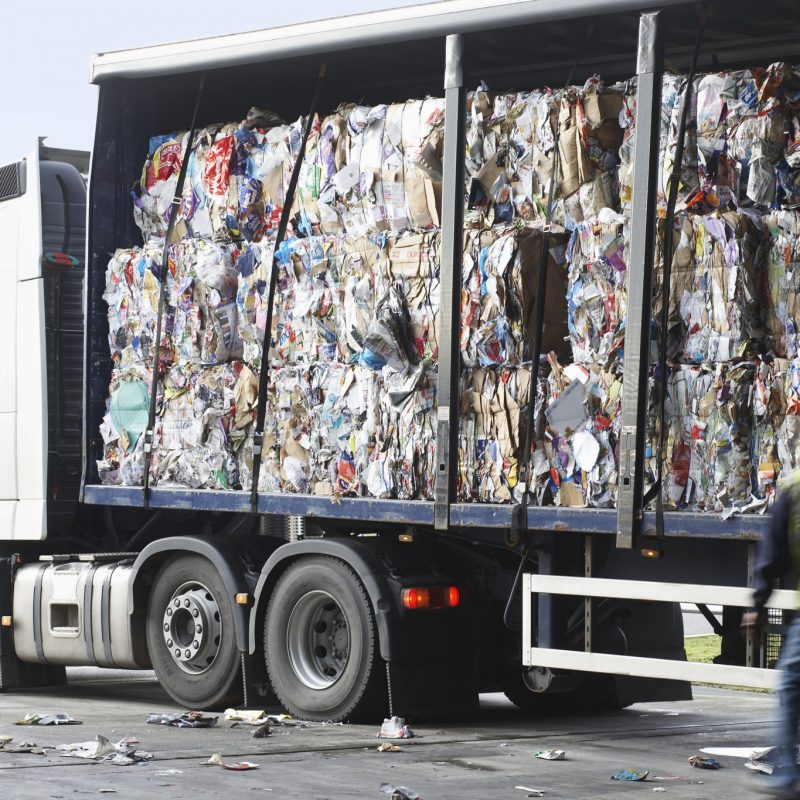 Waste Haulage - Waste Transport