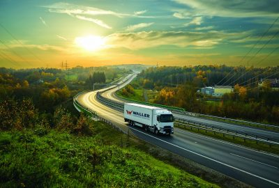 Transport Solutions - Record Breaking Year For Waller Transport