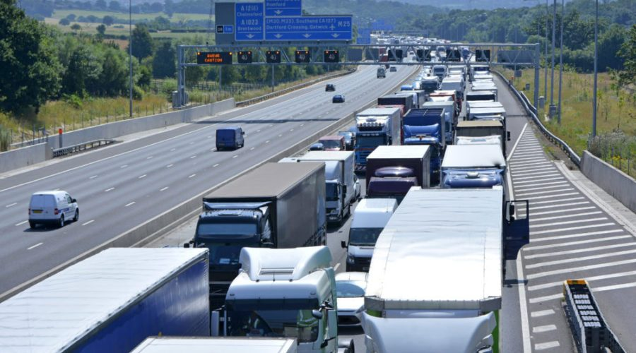 Road User Survey Highlights - Road Haulage Vehicles