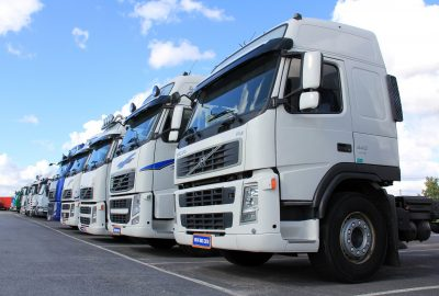 Liverpool Hauliers - Waller Transport new Liverpool office